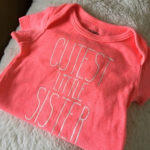 Other - ✨Baby Girl Onsie✨